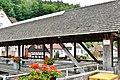 Achtung, Beginn Fliegenstrecke (Neuenbürg) - panoramio.jpg