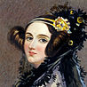 Portrait d'Ada Lovelace (1840).