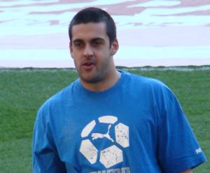 Adam Federici - Federici in 2008.
