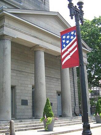 John Quincy Adams and abolitionism - United First Parish Church