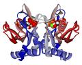 Adenine phosphoribosyltransferase 1ZN7.png