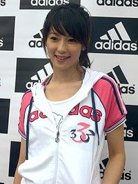 AdidasRunFor2008OlympicsInTaiwan Megan Lai.jpg