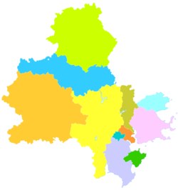 Hui'an County in Quanzhou