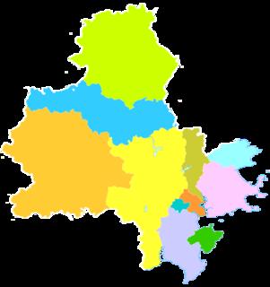 Nanan, Fujian County-level city in Fujian, Peoples Republic of China