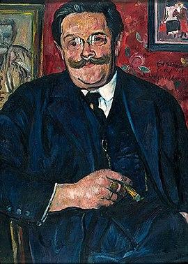 Adolf Heilborn by Erich Büttner, 1928.jpg