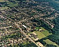 Aerial view of Kingston School and southern Thundersley - geograph.org.uk - 1637300.jpg