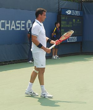 Roberto Bautista Agut - Bautista Agut at the US Open