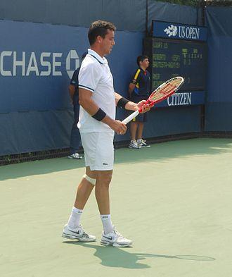 Roberto Bautista Agut - Bautista Agut at the US Open