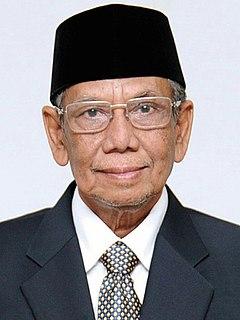 Hasyim Muzadi Indonesian politician
