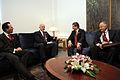 Ahmet Davutoglu and George Papandreou in Greece2.jpg