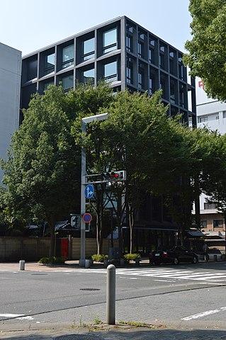 愛知県医療信組の本店