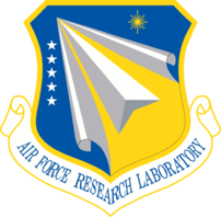 Emblem of the Air Force Research Laboratory of the United States Air Force