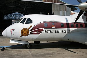 CASA/IPTN CN-235 - CN-235-100M of the Royal Thai Police