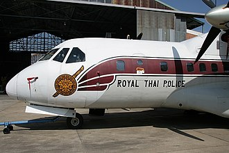 CASA/IPTN CN-235 - CN-235-200M of the Royal Thai Police