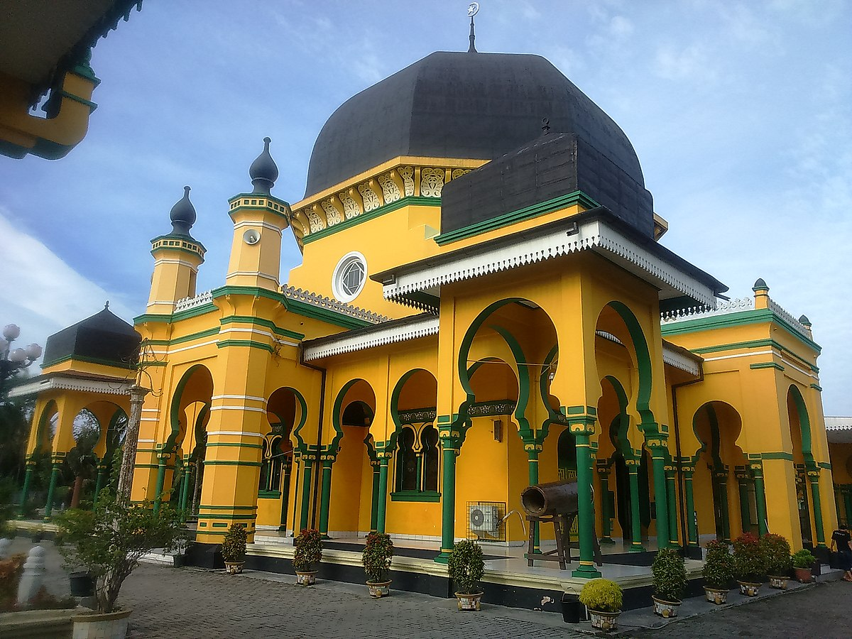 Mosques Wikipedia: Al-Osmani Mosque