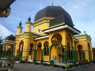 Al-Osmani Mosque Mosque in Indonesia