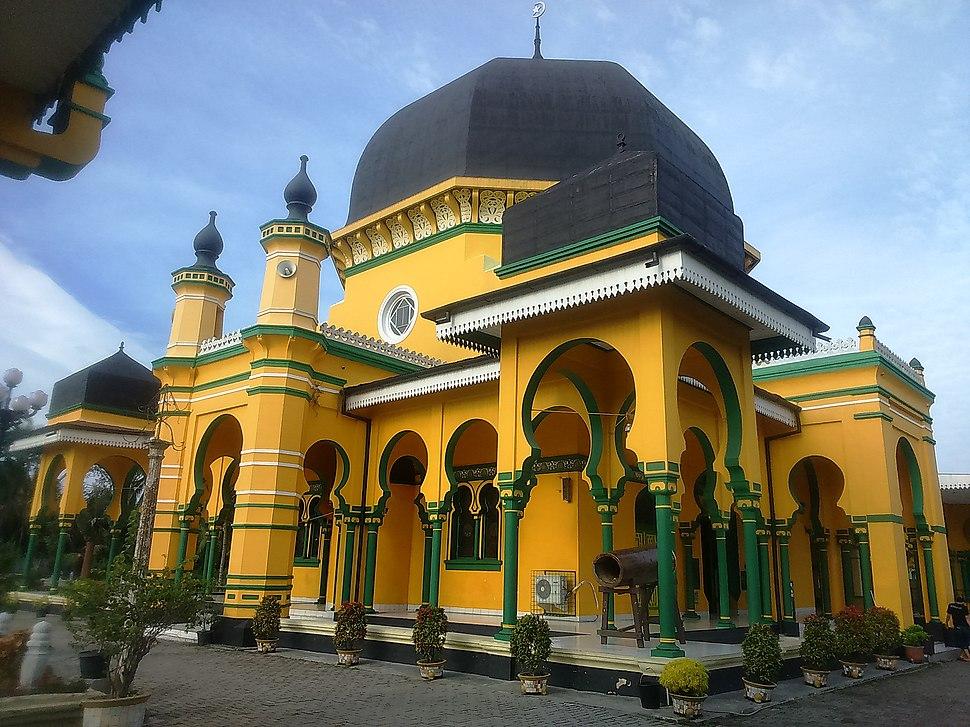 Al-Osmani Mosque, Medan, Indonesia