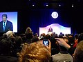 Al Gore at the American Library Association Midwinter Meeting, 2010 (4356363755).jpg