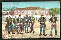Albanian highland tribesmen