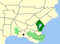 Albany-Seppings map.png
