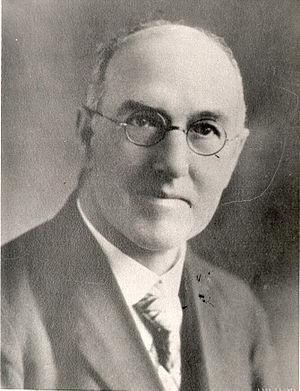 Prince Edward Island general election, 1927 - Image: Albert Saunders