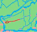 Alblas-Graafstroom Route.PNG