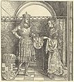 Albrecht Dürer - The Betrothal of Maximilian with Mary of Burgundy (NGA 1964.8.696.a).jpg
