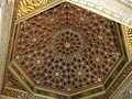 Alcazar Seville domed ceiling decoration.jpg