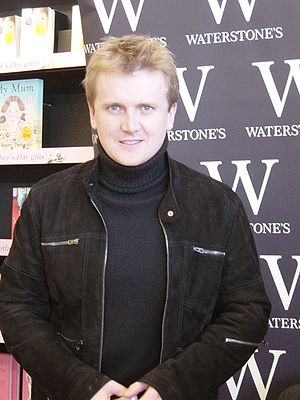 Aled Jones - Jones at a book signing in 2006.