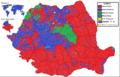 Alegeri Prezidențiale În Romania 2014, Primul Tur.png