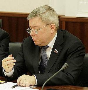 Aleksandr Torshin - Image: Aleksandr Torshin cropped
