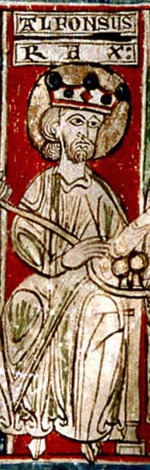 Alfonso VIII of Castile - Image: Alfons 8Kastilie