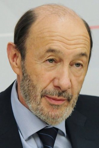 2011 Spanish general election - Image: Alfredo Pérez Rubalcaba 2012b (cropped)