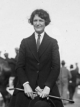 Ailsa Mellon Bruce - Alisa Mellon in 1923