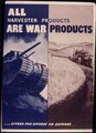 All Harvester Products are war products... either for offense or defense. - NARA - 534818.tif