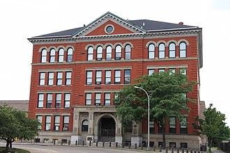 Allegheny High School - Image: Allegheny High School