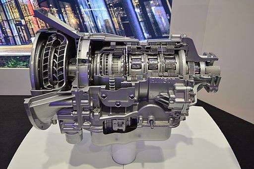 Allison 2100 xFE transmission