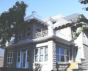 National Register of Historic Places listings in Lane County, Oregon - Image: Alpha Tau Omega