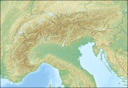 Grigna is located in Alps