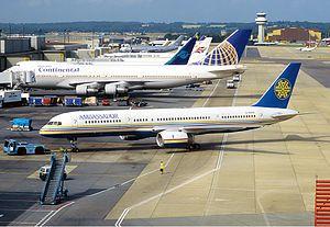 Ambassador Airways Boeing 757 Rees.jpg