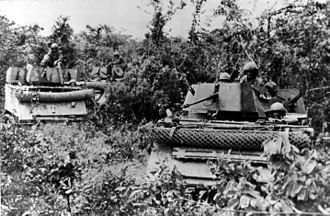 23rd Infantry Division (United States) - Americal Division in Tam Kỳ – Armored cavalry assault vehicles with RPG-screen on front (M 113)- March 1968