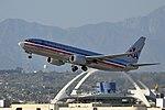 American Airlines, Boeing 737-823(WL), N870NN - LAX (22345052983).jpg