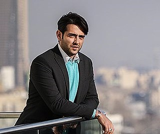Amir Hossein Arman Iranian actor, model and singer
