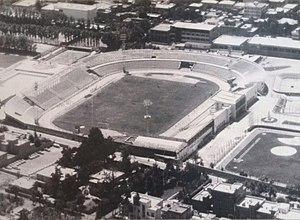 Shahin Tehran F.C. - Amjadieh Stadium home of Shahin F.C.