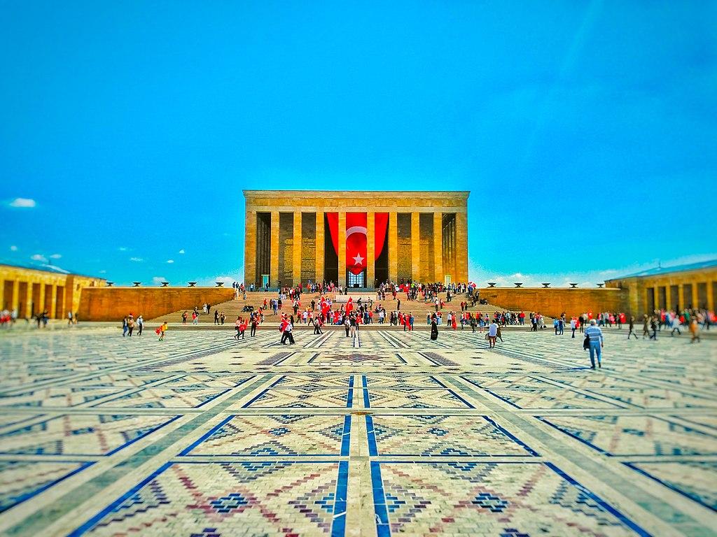Anıtkabir ziyareti