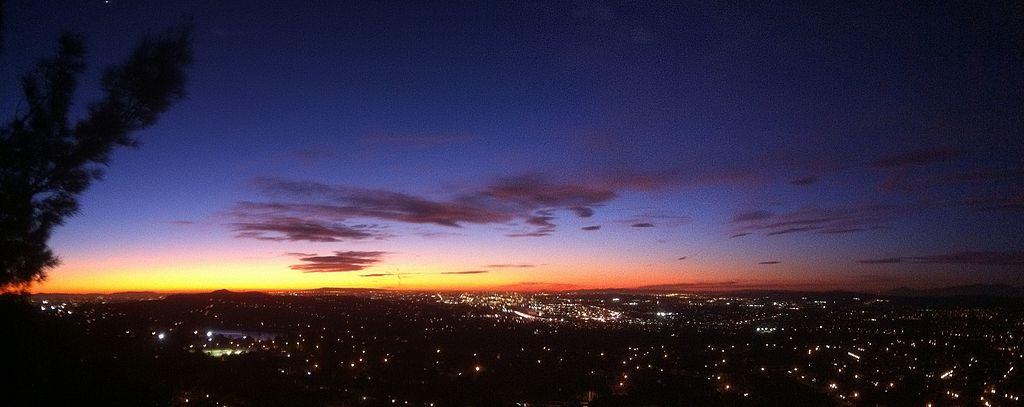 Anaheim Hills, January 2012 - panoramio