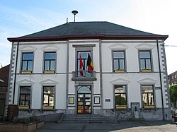 Anderlues town hall