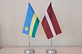 Andrejs Klementjevs tiekas ar Ruandas Republikas vēstnieci (5753799211).jpg