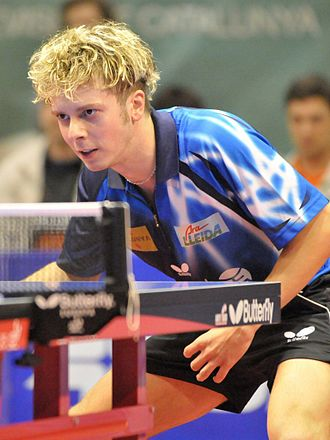 Andrew Baggaley - Andrew Baggaley playing for DKV Borges