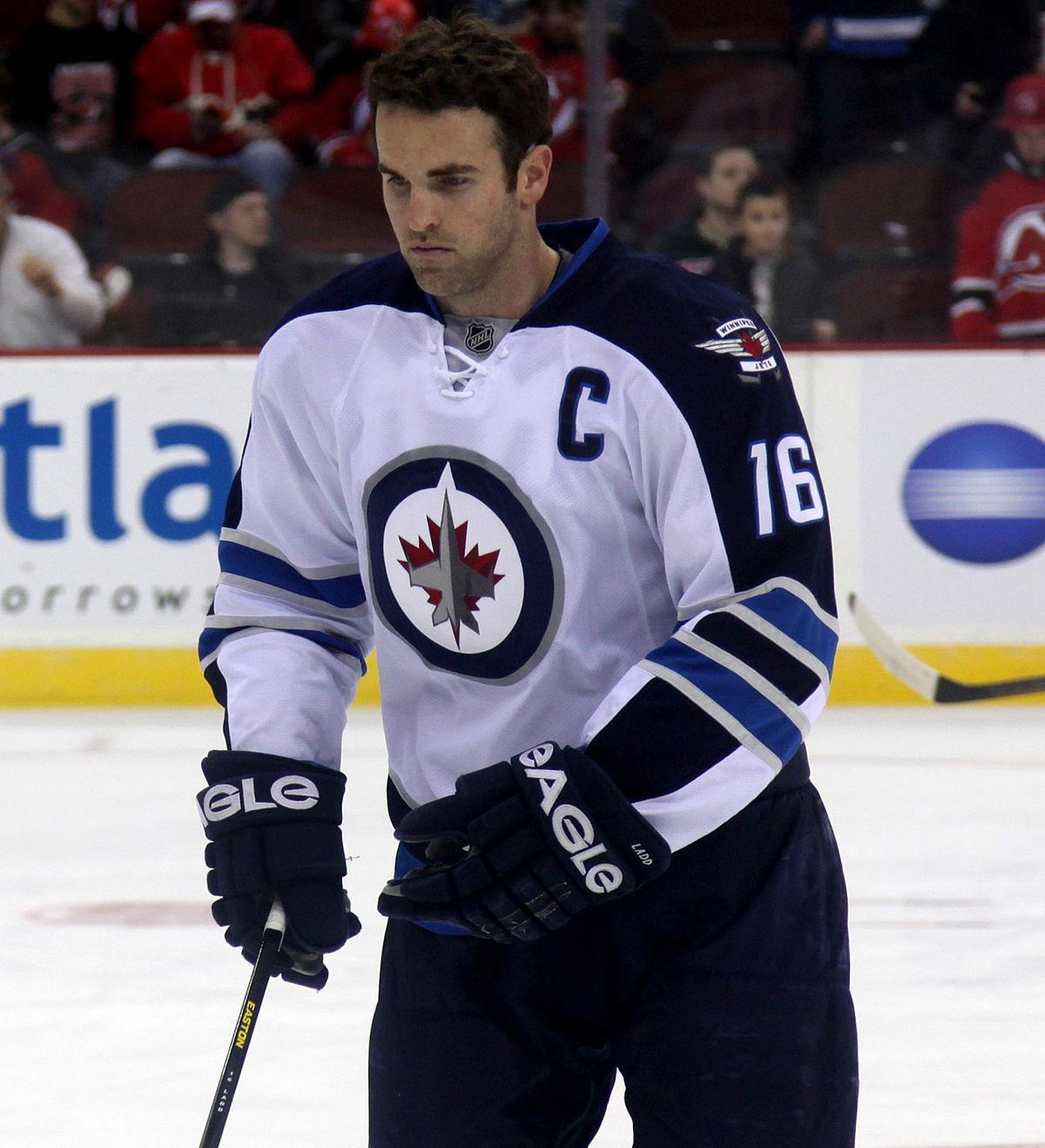 Free Weights Winnipeg: Andrew Ladd